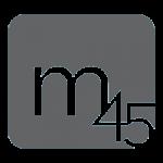 M45 75 gray